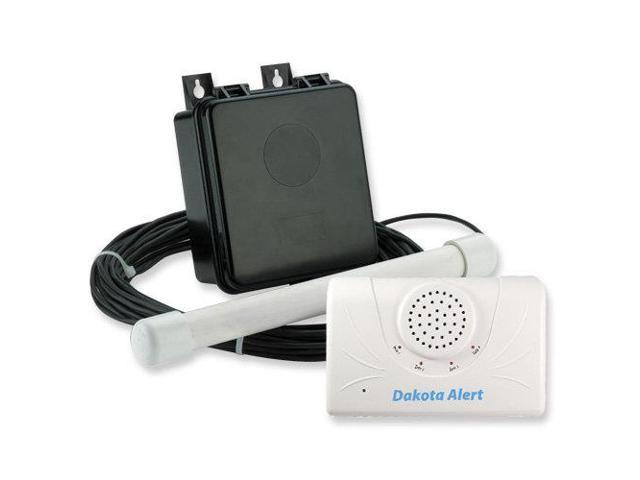 Dakota Alert 2500 Wireless Vehicle Detection Kit, Probe Sensor (DCPA-2500)