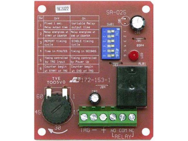 Seco-Larm Enforcer Multi-Purpose Programmable Timer (SA-025Q)