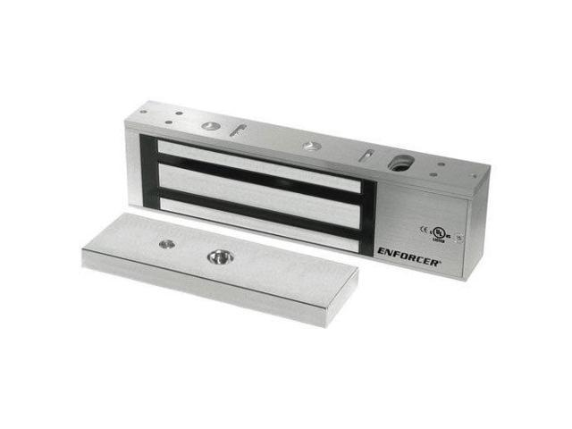 Seco-Larm Enforcer Electromagnetic Lock, 1,200 Lbs. (E-941SA-1200)