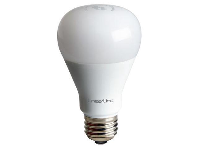 linearlinc lb60z 1 z wave dimmable led light bulb. Black Bedroom Furniture Sets. Home Design Ideas