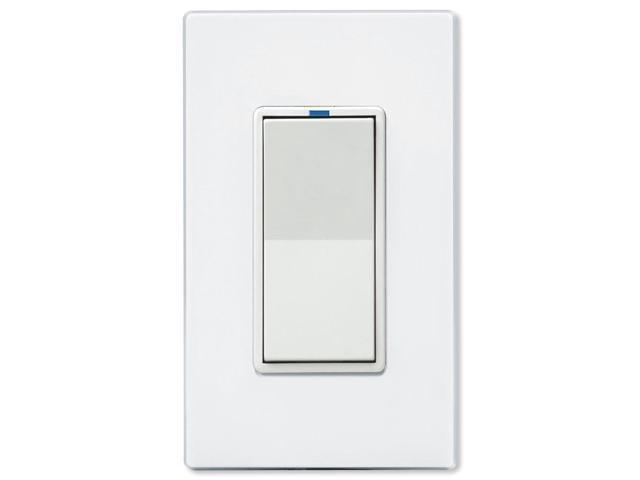 Leviton UPB Dimmer Wall Switch, 600W (35A00-1) - Newegg.com