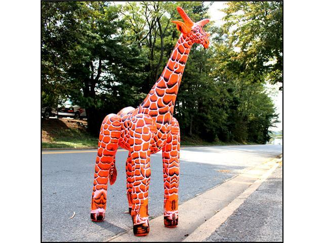 "60"" Inflatable Giraffe"