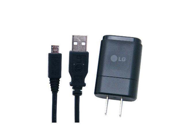 New Original Oem Lg Mcs 01wr Usb Cable Home Wall Charger