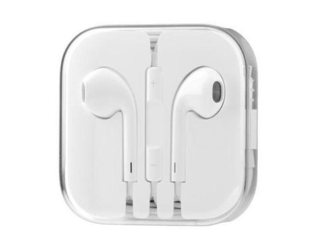 New Original OEM Apple Premium White EarPods Earphones Headphones Headset with Remote and Mic For iPhone 5 5S 5C 4S 4 3GS ...