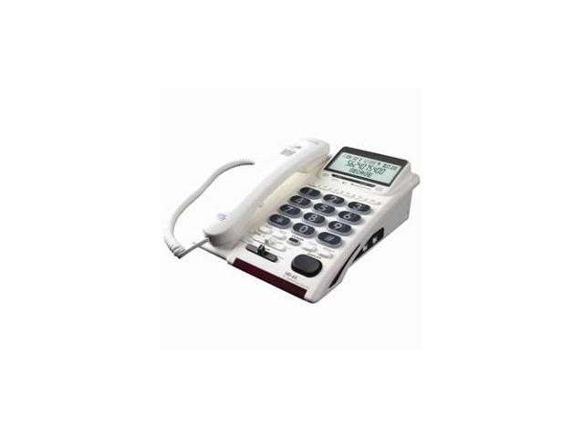 High definition amplified CID phone