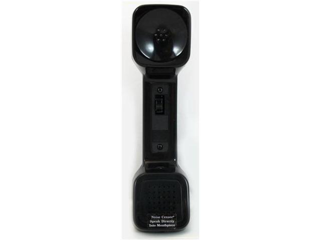 Amplified Handset for Panasonic - Black