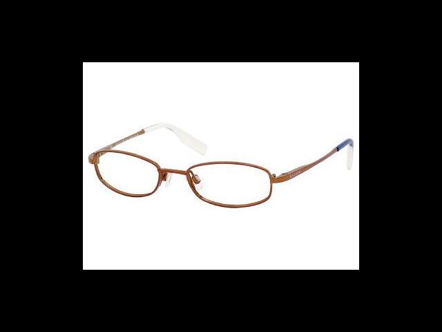 Tommy Hilfiger 1077 Eyeglasses-In Color-Brown-Size-46/16/125