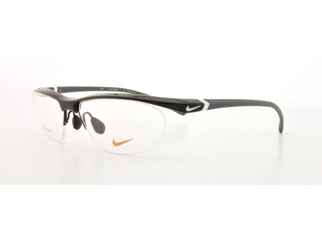 NIKE Eyeglasses 7070/2 001 Gloss Black 57MM