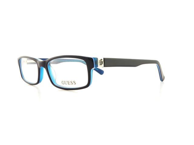 GUESS Eyeglasses GU 9059 Blue 47MM