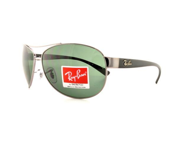 RAY BAN Sunglasses RB 3386 004/71 Gunmetal 67MM