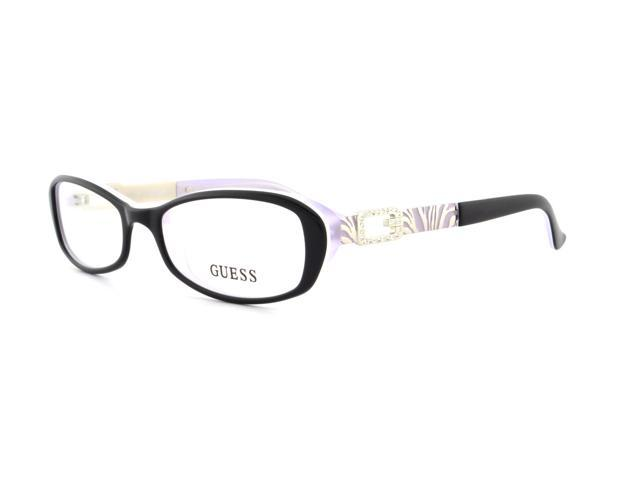 GUESS Eyeglasses GU 2288 Black 51MM