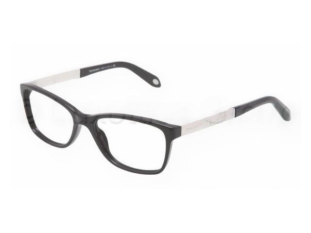f819cb0e5ea TIFFANY Eyeglasses TF 2072B 8001 Black 52MM