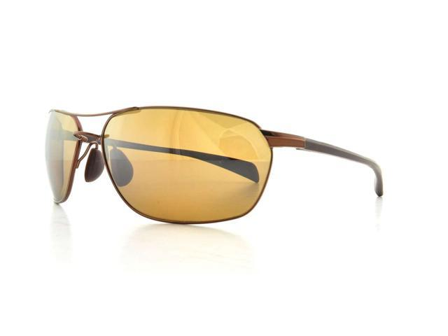 MAUI JIM Sunglasses KAHULUI HARBOR H325-23 Metallic Gloss Copper 68MM