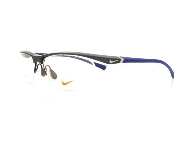NIKE Eyeglasses 7070/2 078 Matte Dark Grey 57MM