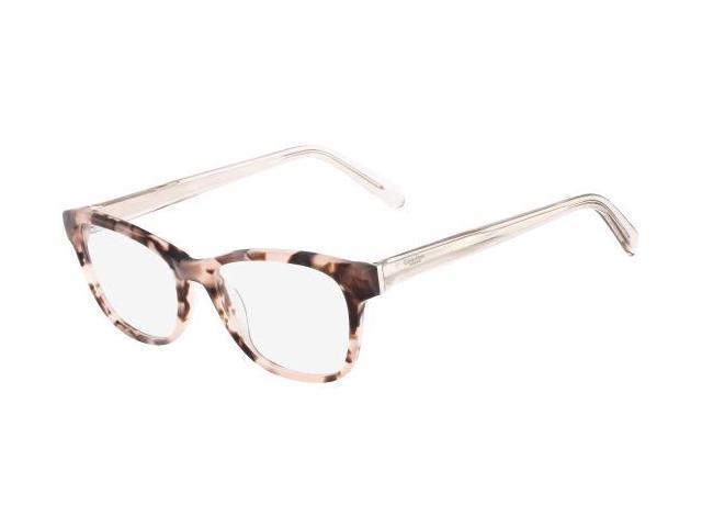 calvin klein eyeglasses ck7892 601 blush tortoise 52mm