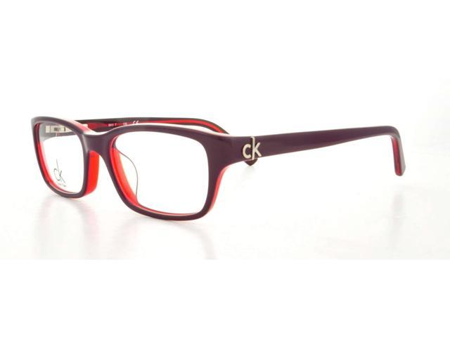 Calvin Klein Eyeglass Frames 5691 : CALVIN KLEIN CK Eyeglasses 5691 603 Bordeaux Red 50MM ...