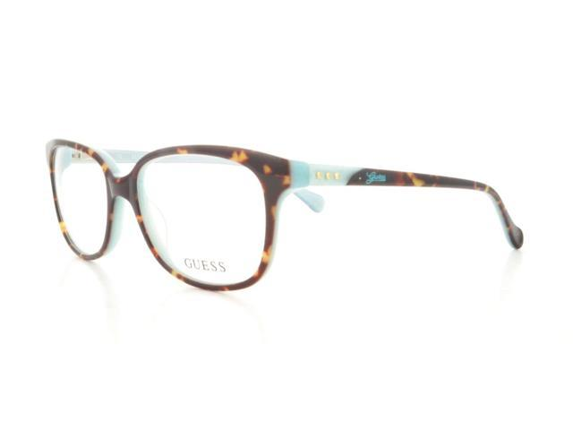 Guess Eyeglass Frames 2293 : GUESS Eyeglasses GU 2293 Tortoise Blue 52MM - Newegg.com