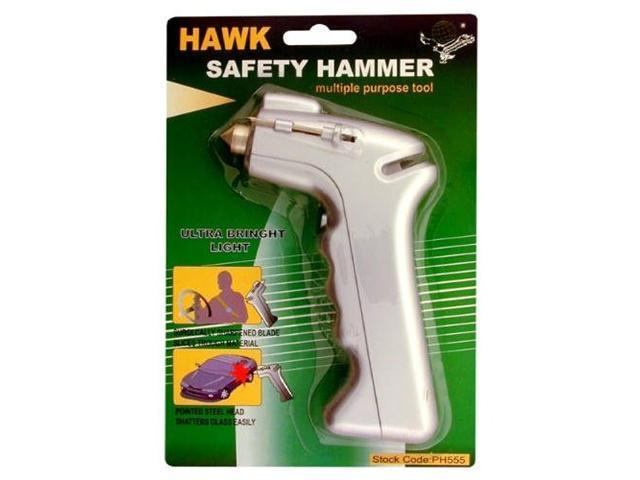 Auto Safety Hammer Multi Purpose Tool