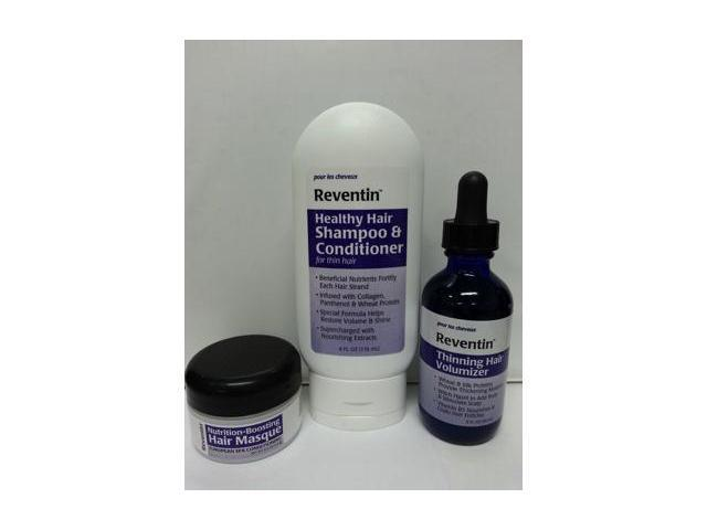 Reventin Healthy Hair 3 Piece Kit