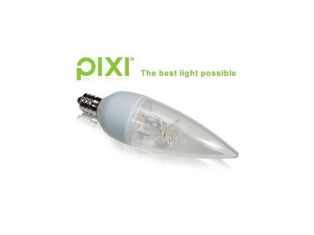Pixi Lighting LED Candelabra Bright White Replacement Bulb (15 Watt equiv)