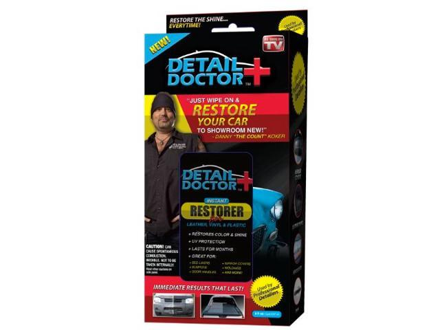 Detail Doctor Instant Restorer for Leather Vinyl and Plastic