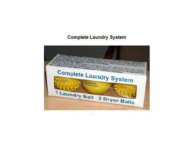 All Natural Complete Laundry System