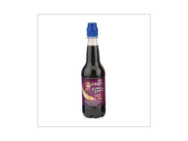 Slushie Express Syrup - Grape Flavor - 16 oz