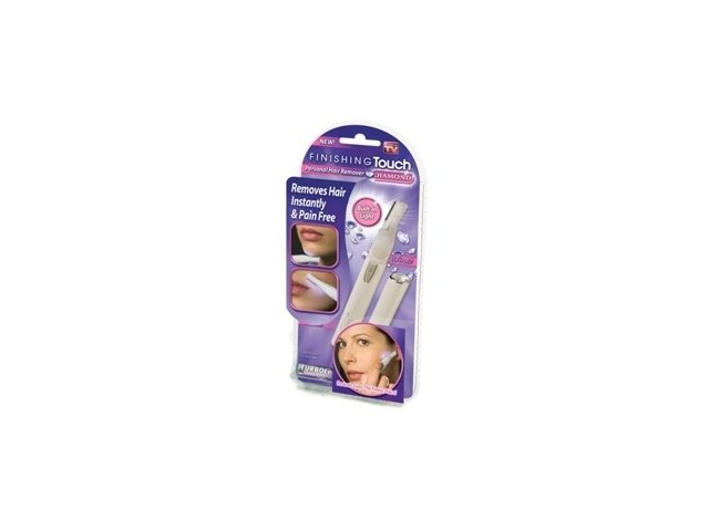 Finishing Touch Diamond Personal Hair Remover