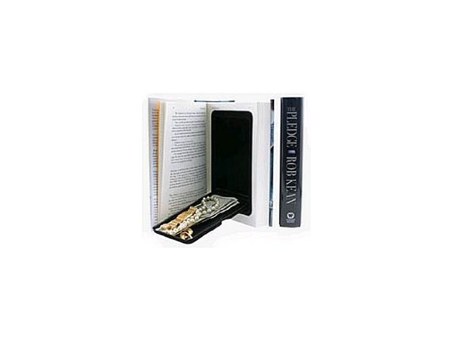 Undercover Book Safe by TV Time direct