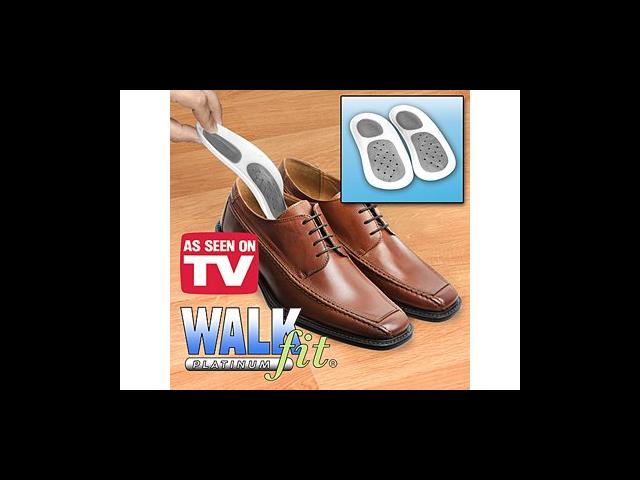 Walkfit Platinum Orthotics- Size J (M 13 - 13.5)