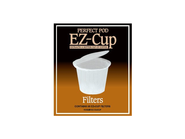EZ-Cup Filter Papers by Perfect Pod- 3 pack (150 filters)**