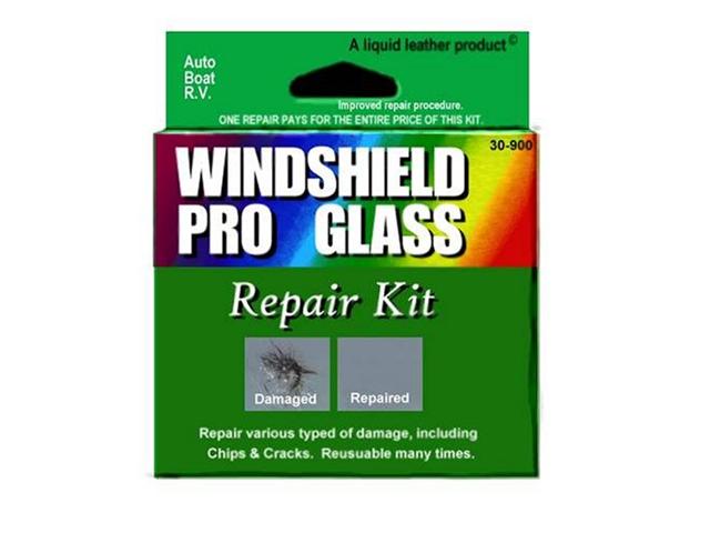 Windshield Pro Glass Repair Kit