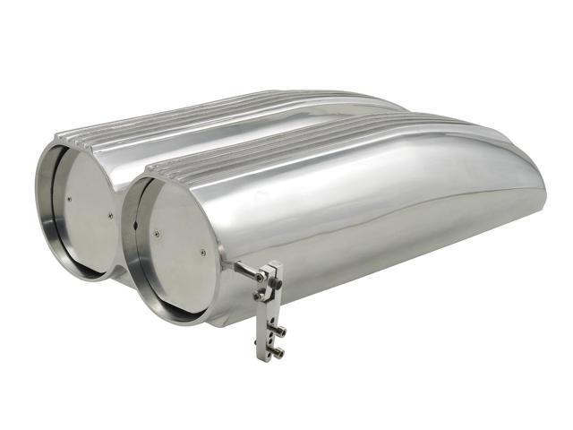 Mr. Gasket Shotgun Style Double Barrel Scoop