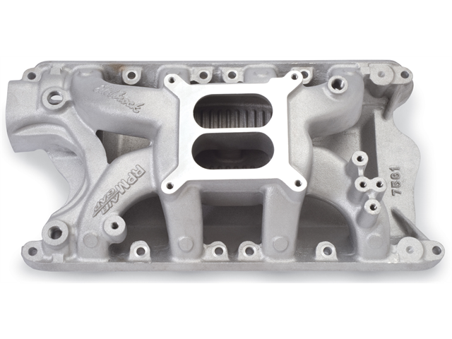 Edelbrock RPM Air Gap 351-W Intake Manifold