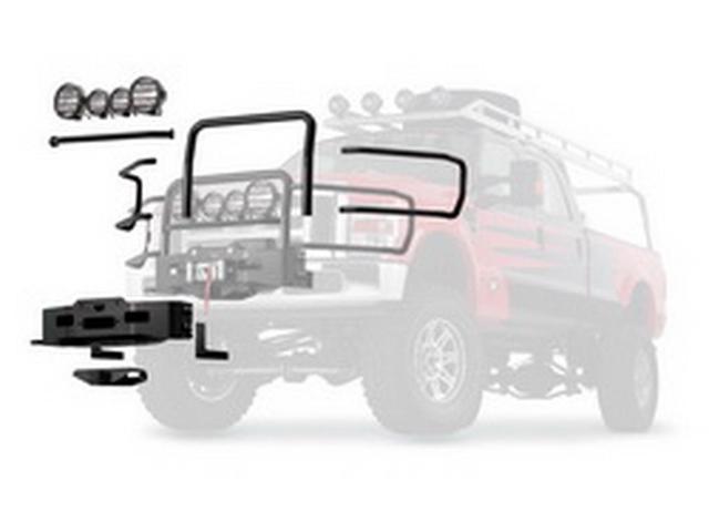 Warn 90140 Gen II Trans4Mer; Winch Mount Kit SILVERADO 2500 HD SILVERADO 3500