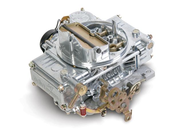 Holley Street Carburetor