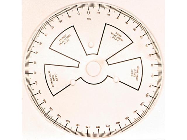 Proform Engine Degree Wheel