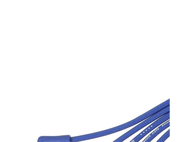 ACCEL Universal Fit Super Stock 8mm Suppression Spark Plug Wire Set