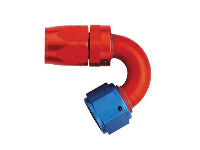 Aeroquip FBM4056 AQP Hose Fitting -16AN Hose Size 150 deg Elbow Swivel Aluminum