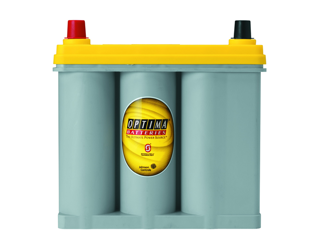 Optima Batteries 8071-167 Sealed Gel Battery - group 51 Yellow Top