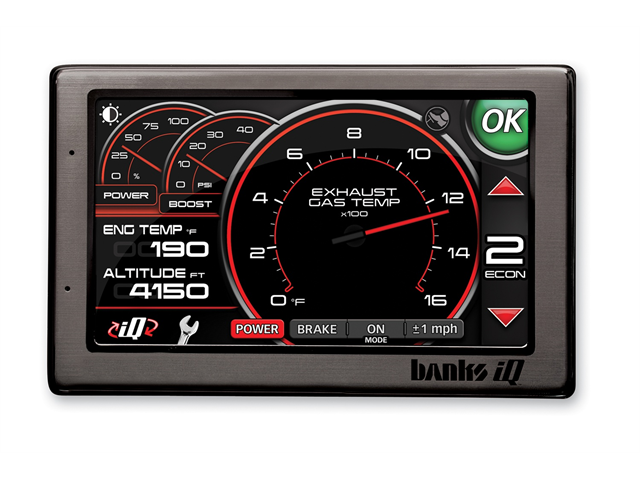 Banks Power 61201 Banks iQ Man-Machine Interface