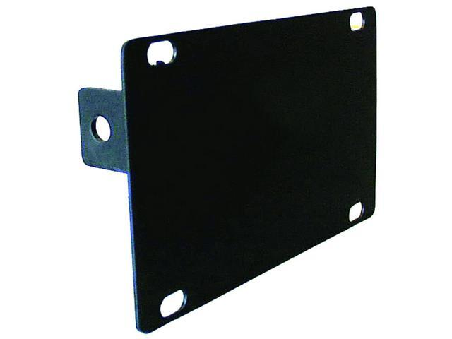 5443 Draw-Tite Front Mounted Receiver Accessory, License Plate Holder