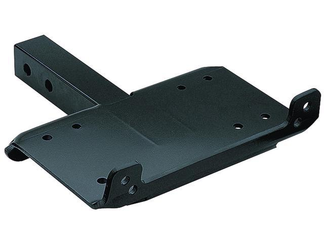 6495 Draw-Tite Front Mount Receiver Hitch Accessory, Winch Mounting Plate