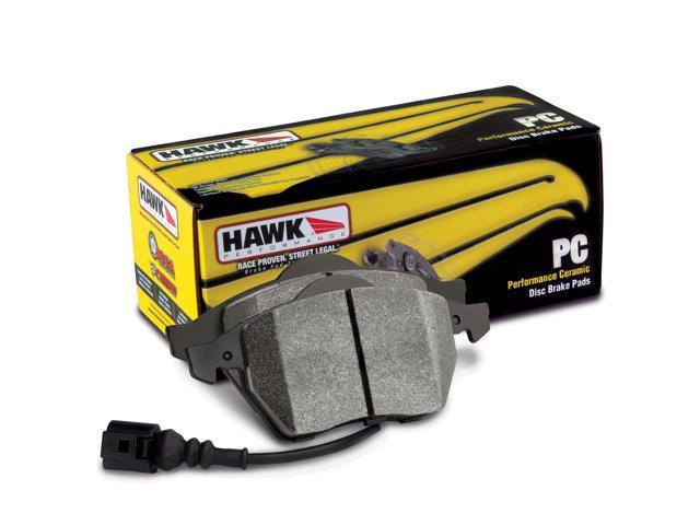 Hawk Performance HB712Z.680 Disc Brake Pad 13-14 Focus