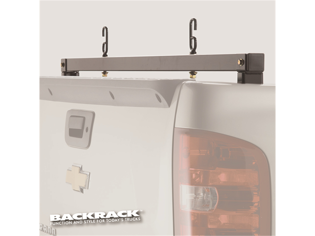 Backrack 11512 Truck Bed Rear Bar Fits 04-14 F-150