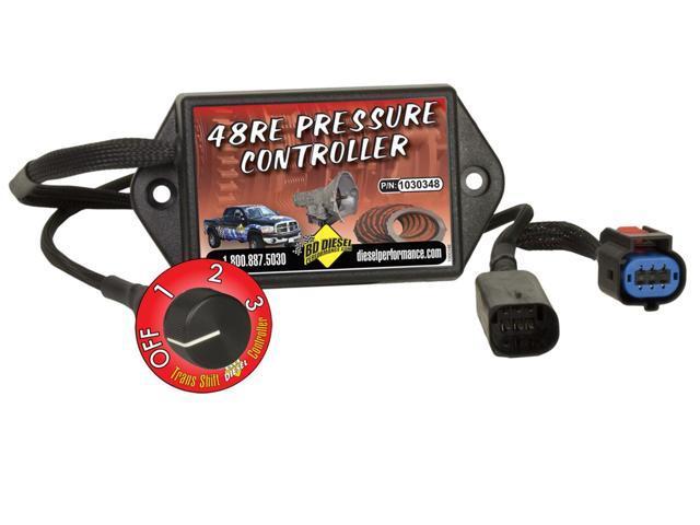 BD Diesel 1030348 Dodge 48RE Electronic Pressure Multiplier