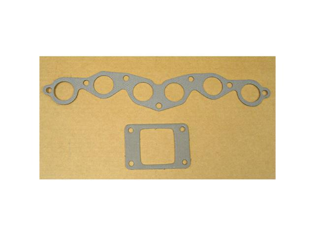 Omix-ada This exhaust manifold gasket kit from Omix-ADA fits 41-53 Ford and Willys models with the 134 cubic inch L-head engine. 17451.01