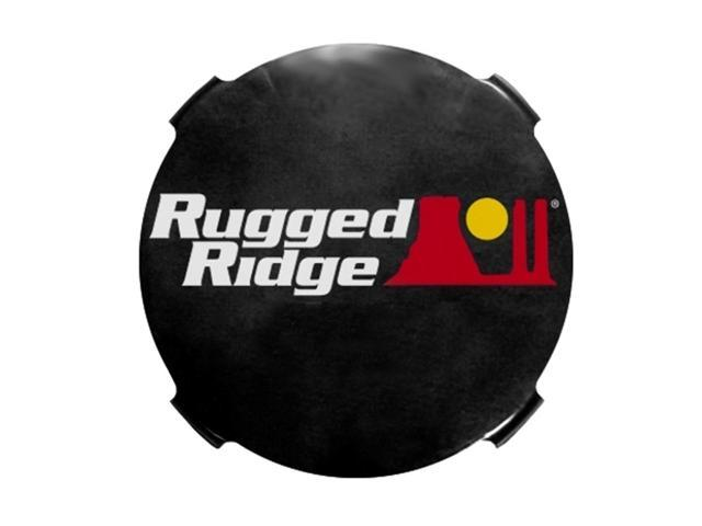 Rugged Ridge 15210.51 Off Road Light Cover