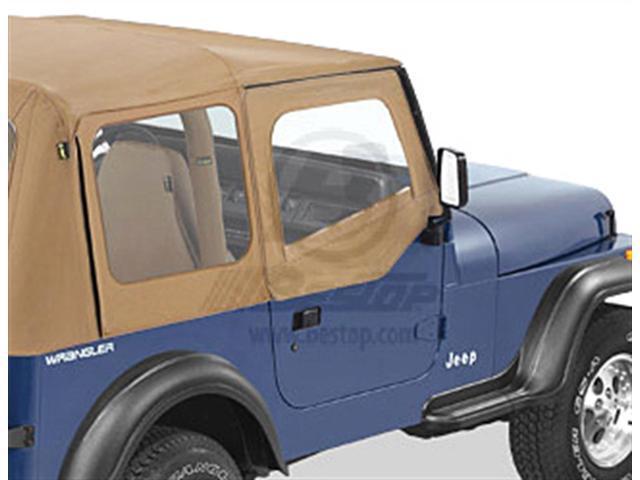 Bestop 53120-37 Doors Skins