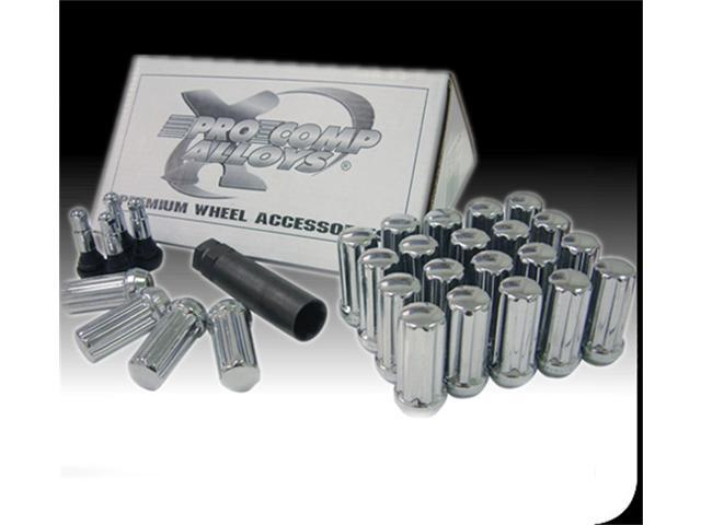 Pro Comp Alloy 21184B Lug Nut Kit